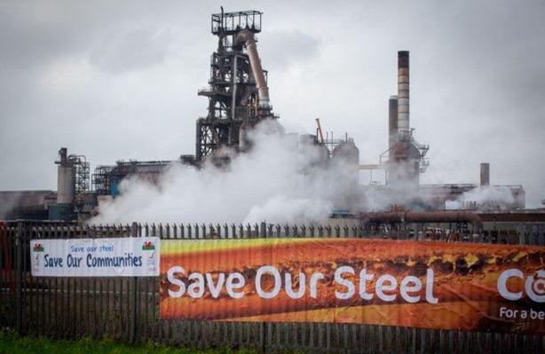 Port Talbot Steel
